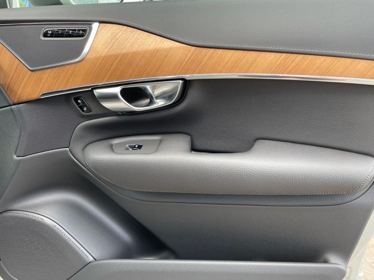 Volvo XC90 2.0hyb AT (320 л.с.) 4WD hybrid 2021г