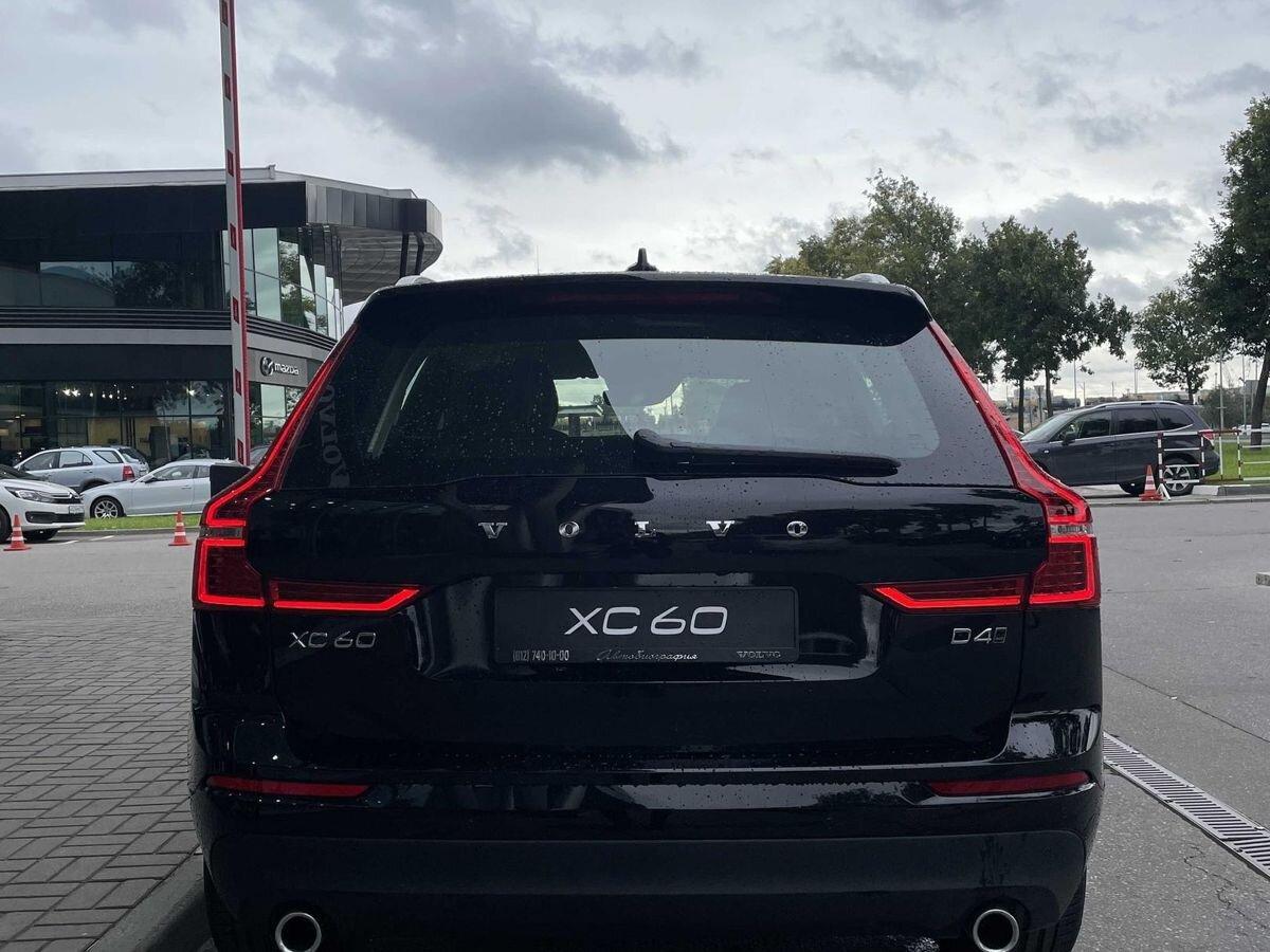 Volvo XC60 2.0d AT (190 л.с.) 4WD Дизель 2021г