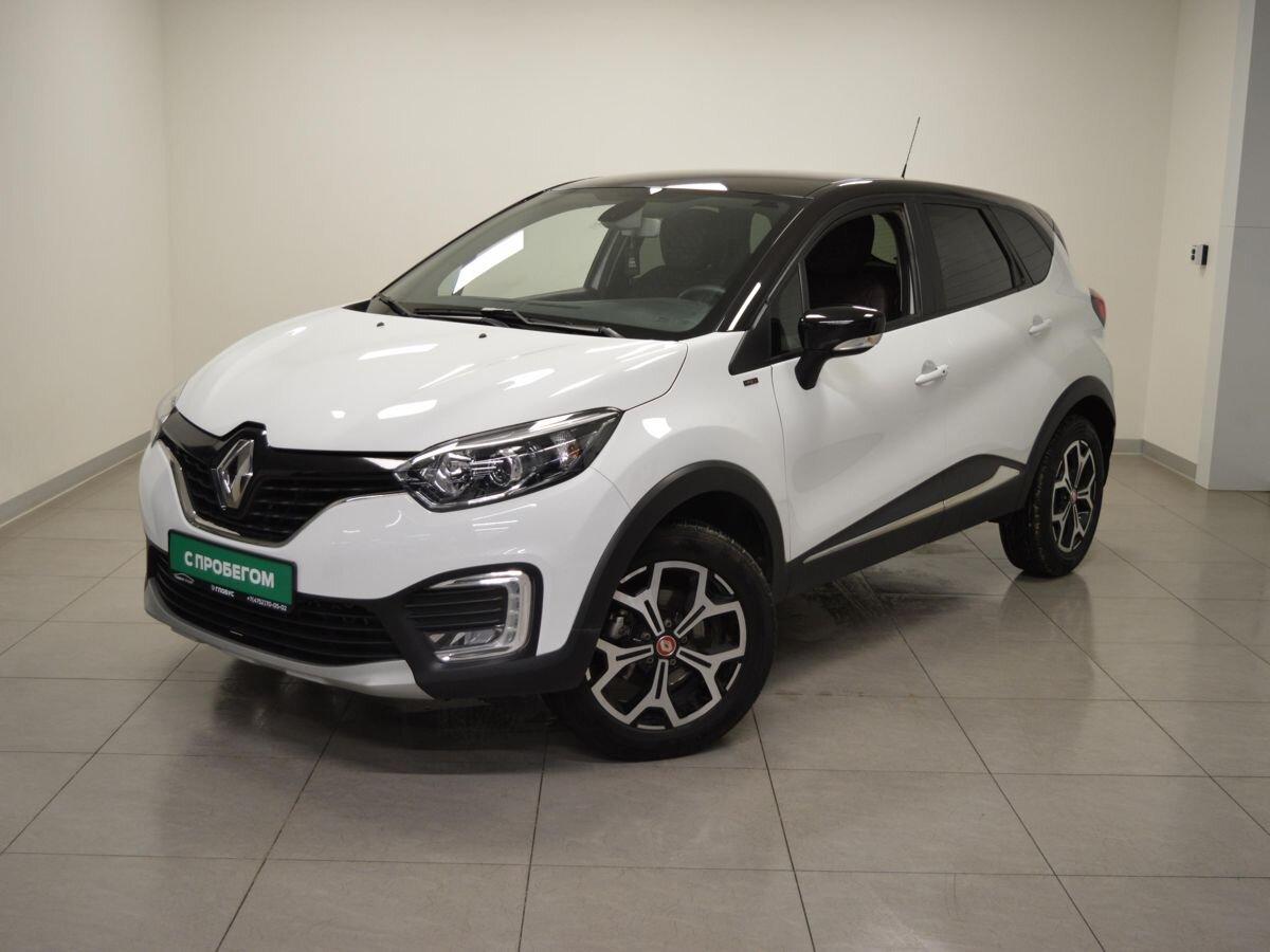 Renault Kaptur I