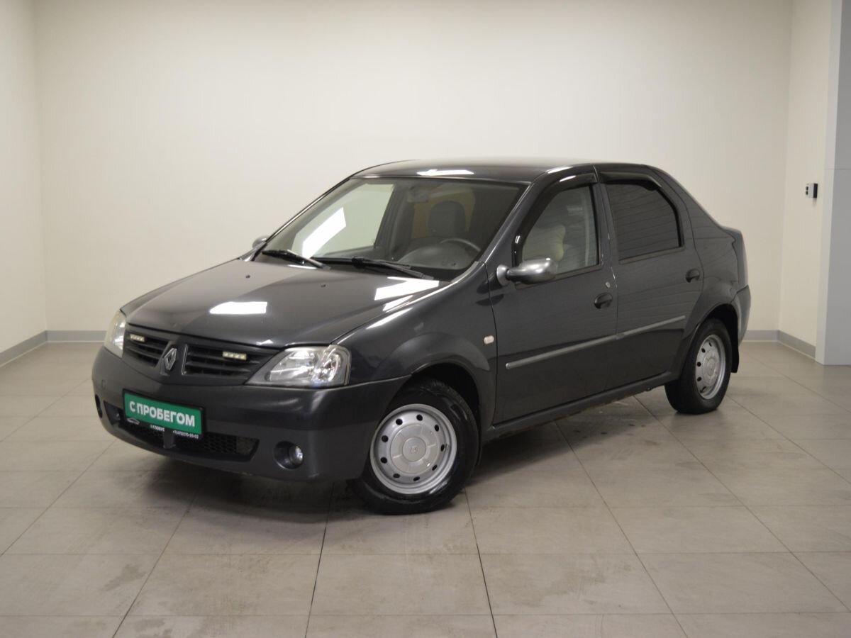 Renault Logan I