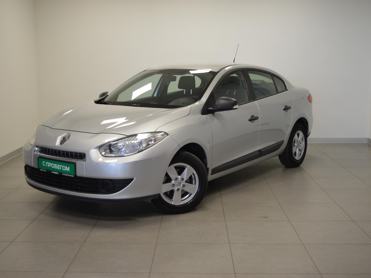 Renault Fluence I