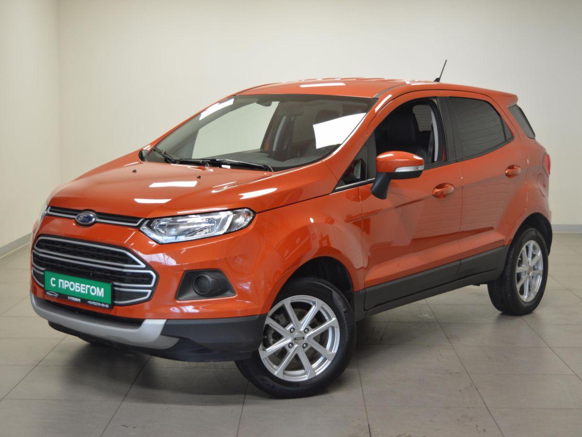 Ford EcoSport I