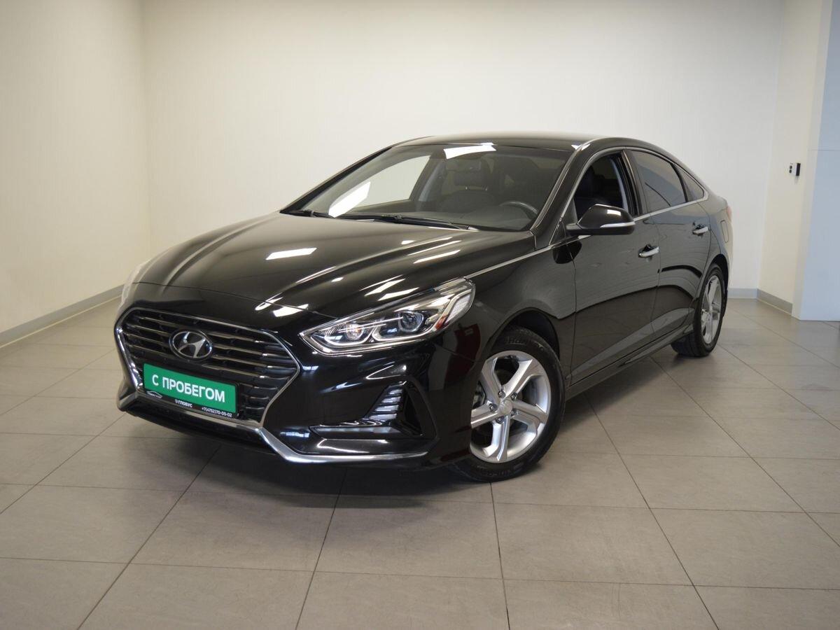 Hyundai Sonata VII (LF) Рестайлинг