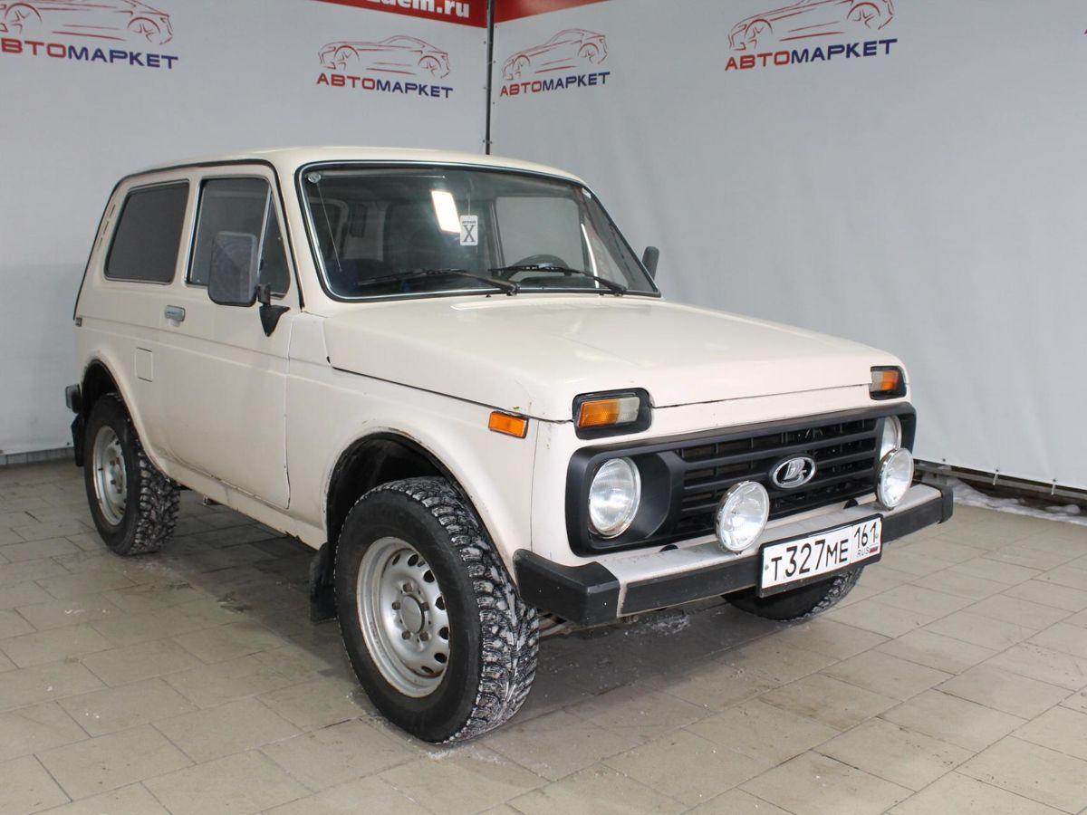 LADA (ВАЗ) 2121 (4x4)
