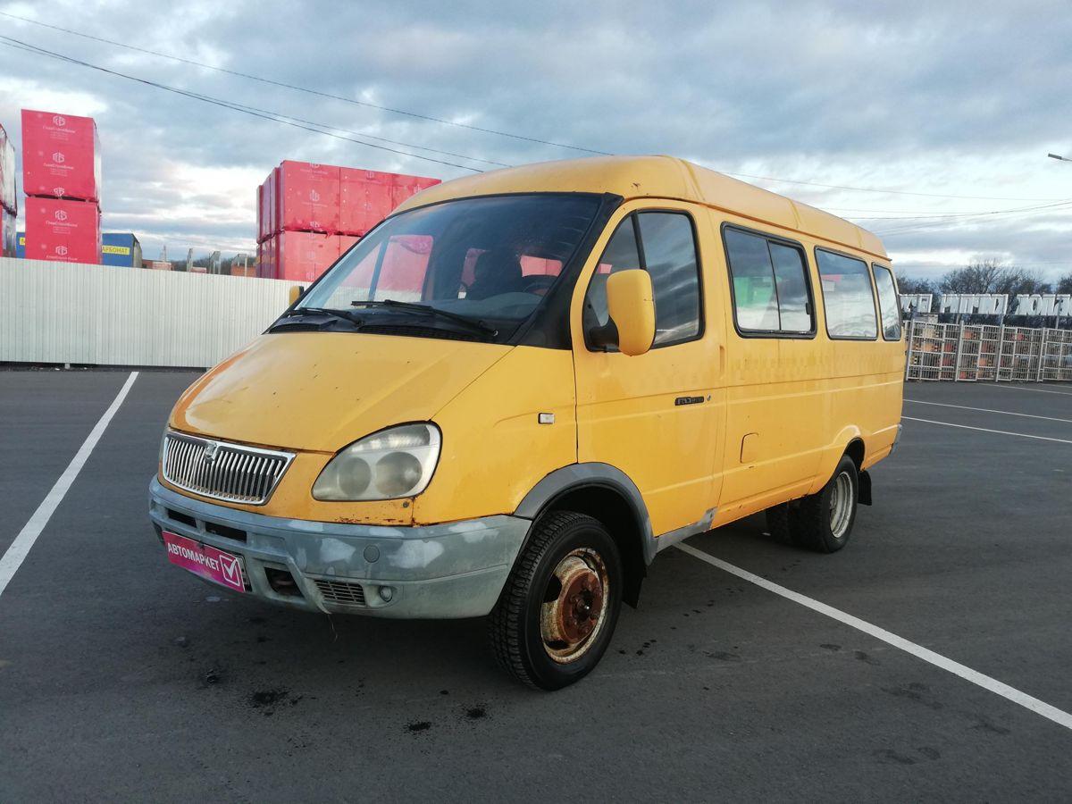 ГАЗ ГАЗель (3221)